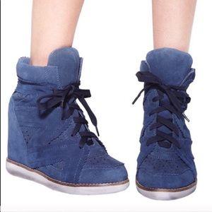 Jeffrey Campbell Venice Hi-Wedge Sneakers